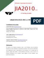 jia2010 SESIÓN Nº5 (Arqueología de la muerte)