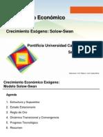 2. Crec. Exogeno (Solow-Swan)