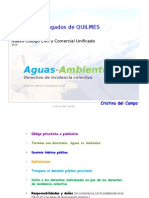 Codigo Civil y Comercial Aguas Ambiente