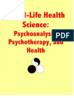 Social-Life Health Science