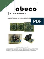 Manual Kit Amplificador