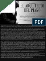 Alfred Brendel [El Arquitecto Del Piano]
