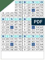 Bingo CMM