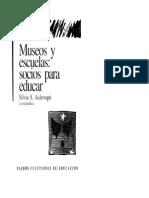 Alderoqui - Museos y Escuela