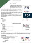 Federação Internacional de Futebol – Wikipédia, A Enciclopédia Livre