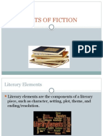 Elements of Fiction Harry Potter
