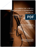 didactica musical