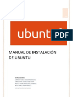 Manual Instalación Ubuntu 14 04