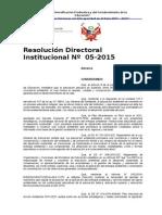 R.D.I DE PROYECTO AMB. 2015 ceba.docx