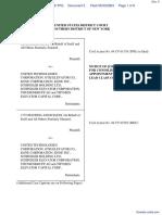 In re Elevator Antitrust Litigation - Document No. 5