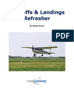 Takeoffs And Landings Refresher