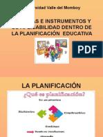 Presentación Valles de Momboy Planificación Educativa22222