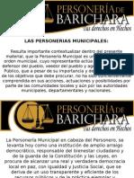 Personeria Municipal de Barichara