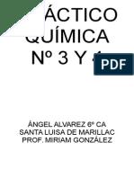 Practico Quimica - Leche