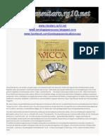 Baralho Wicca - Cartas e Interpretações