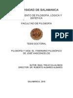 Filosofía Estética de José Vasconcelos