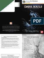 DarkSouls PC Manual Online GB