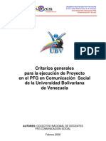 Documento Final Criterios Generales de Proyecto