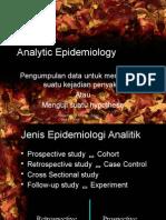 Analytllic Epidemiology