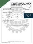examen vacacional 2014