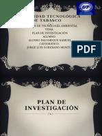 Plan de Investigación