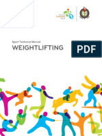 TM Weightlifting ENG