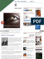 Evangélicos defendem que guerra mundial está em curso