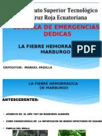 FIEBRE HEMORRAGICA DE MARBURGO.pptx