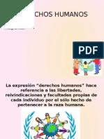 """""""Derechos Humanos"""""""