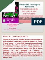 Informacion de servicio social universitario
