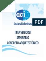 Eduardo Castell Concreto Arquitectonico