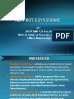 (Anita)Kmb2 Askep Nephrotic Syndrome