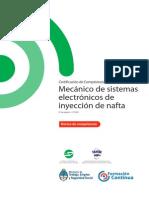 009-Mecánico de Sistemas de Inyeccion Electrónica