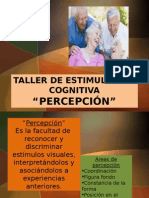 Percepcion Taller