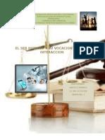 Desarrollo Humano en Las TIC y Las Ciencias Juridicas