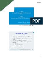Jornadas Introductorias 2014 Cayón - Sisniega