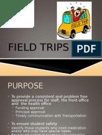fieldtrips health office