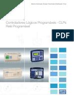 WEG Controladores Clps 10413124 Catalogo Portugues Br