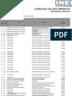 Catalogo Normas INEN