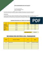 4. Liquidacion de Benefcios Sociales en Excel