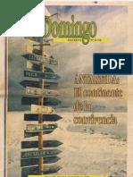 Antartida el continente de la convivencia Suplemento de El telegrafo del 16 junio 1996