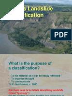 Classification Varnes