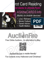 Ask the Cards Business Card Design