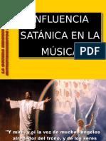 Influencia Satánica Música