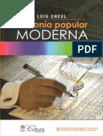 Armonia Popular Moderna - Luis Cheul
