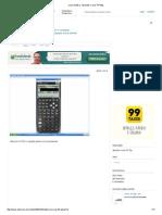Curso Hp 50 g - Aprender a Usar HP 50g