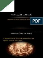 Meditações Com Tarô