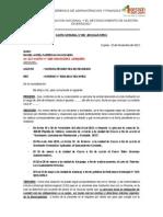 Carta Notarial de Rendicon de Viaticos Ok