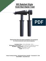 M5 Tool Manual