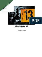ChessBase13Manual Es